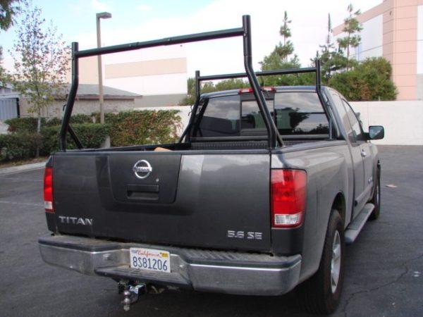 650 lb Truck Pickup Universal Adjustable Ladder Rack Side
