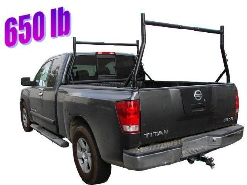 650lb Truck Ladder Utility Rack Lumber Kayak Construction