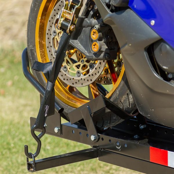 Motorcycle Front Tire Stop