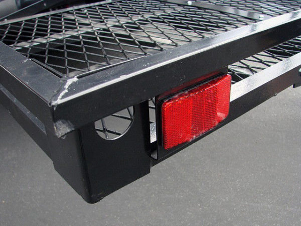Red Reflectors for Safety and Visibility AM-WCR-2849