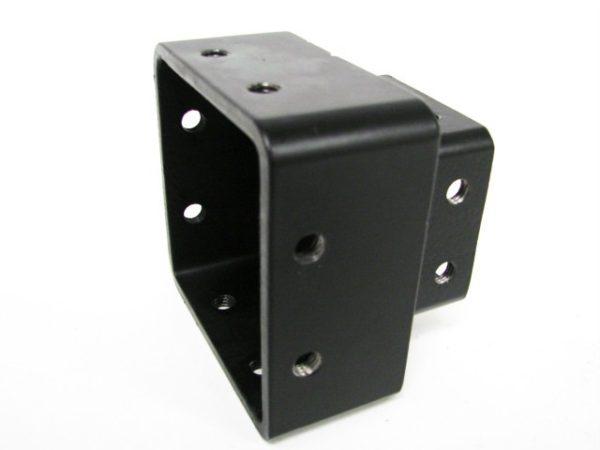 Tow Hitch Receiver Tilt Bracket Locking Device