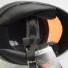 wma full face dot motorcycle hlelmet inside 1