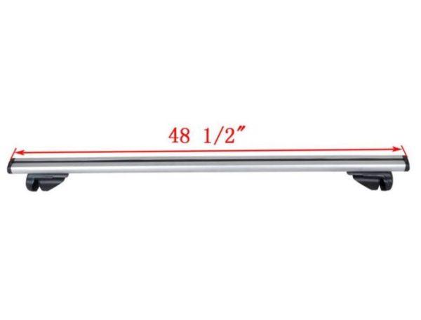 Crossbars for Roof Rack Top Luggage Cross Bars Set With Lock Car Van Suv Top Dimensions