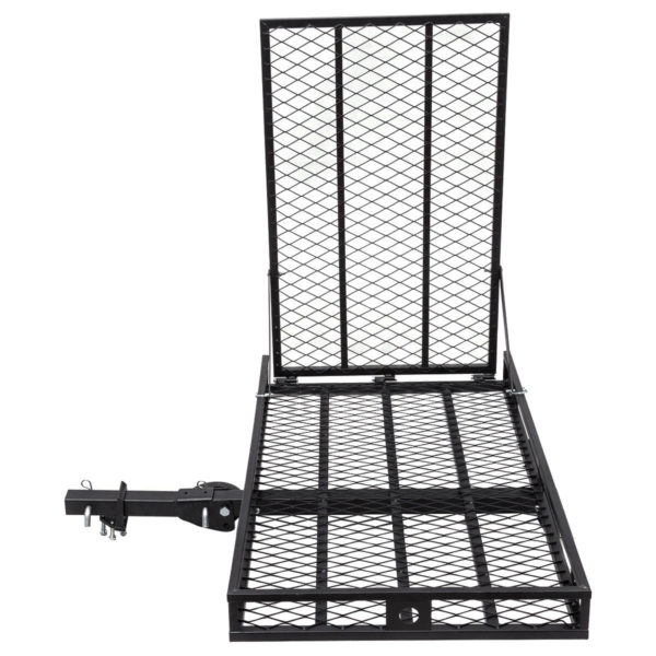 500 Lb Steel Folding Foldable Tilt Up Wheelchair Moped Scooter Carrier Lift