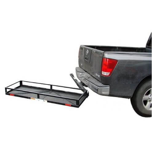 SSwingAway Stowaway Tow Hitch Carrier Rack Basket Box