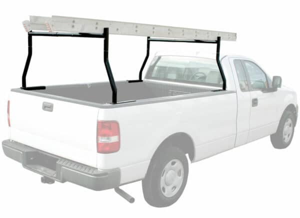 800 lb No Drilling Clamp On Boltless Truck Pickup Rack