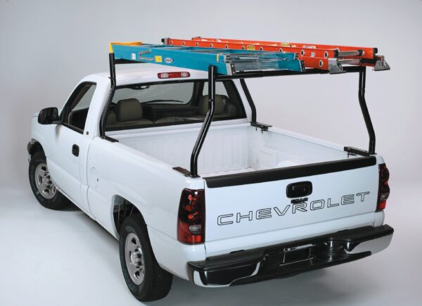 Boltless Ladder Rack No Drill Drilling Required Clamp On