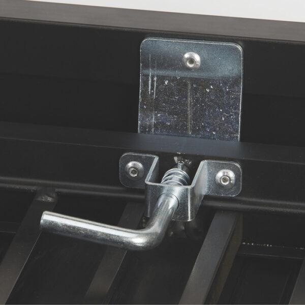 "XL 50"" L X 30"" W Lock Latch for Securing Ramp to Platform"