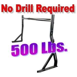500 lb truck pickup utility truck single headache rack