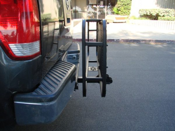 60x20 Tow Hitch Cargo Carrier Rack Basket Hauler 4