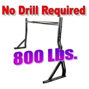 800 lb truck pickup utility truck single headache rack main