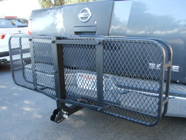 Easy to Fold Tilt Up for Parking and Storage