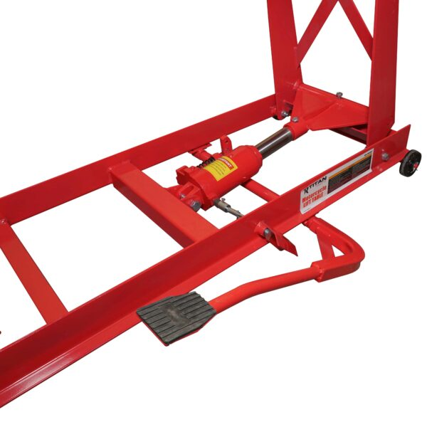Hydraulic Lift Table for Motorcycles