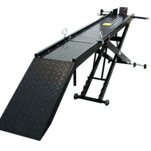 1000 lb Hydraulic Lift Table for Motorcycles Dirtbikes