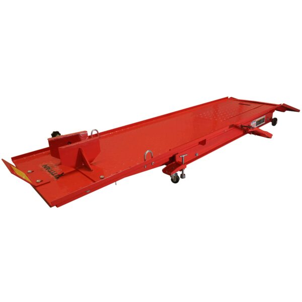 Hydraulic Lift Table for Motorcycles Dirtbikes