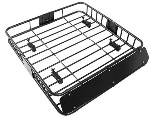 "48""x40"" Luggage Basket with Mounting Clamps"