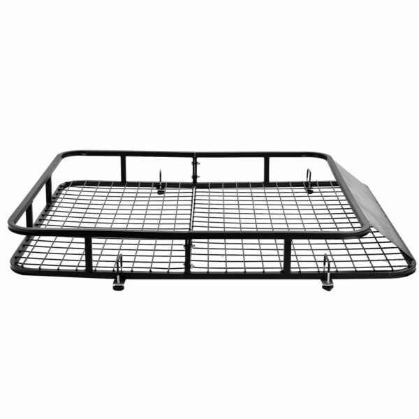 Universal Roof Rack Basket Car Top Luggage Carrier Cargo Holder Travel 3