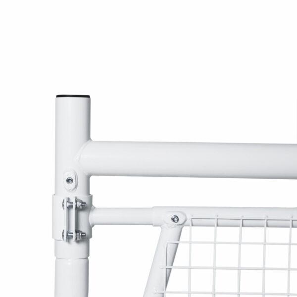 Durable 2″ Inch Diameter Steel