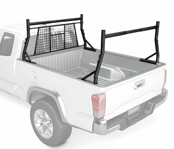 Truck Rack with Window Guard Protector