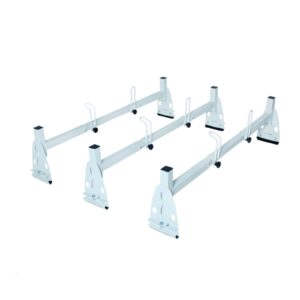 Van Ladder Rack 3 Cross Bars