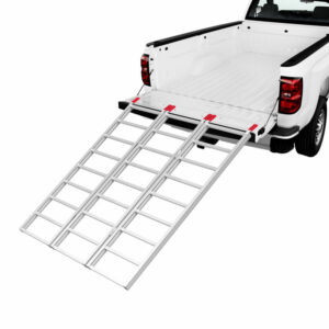 Aluminum Folding Loading Ramp 1500 Capacity