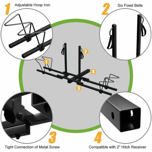 Features of Bike Rack