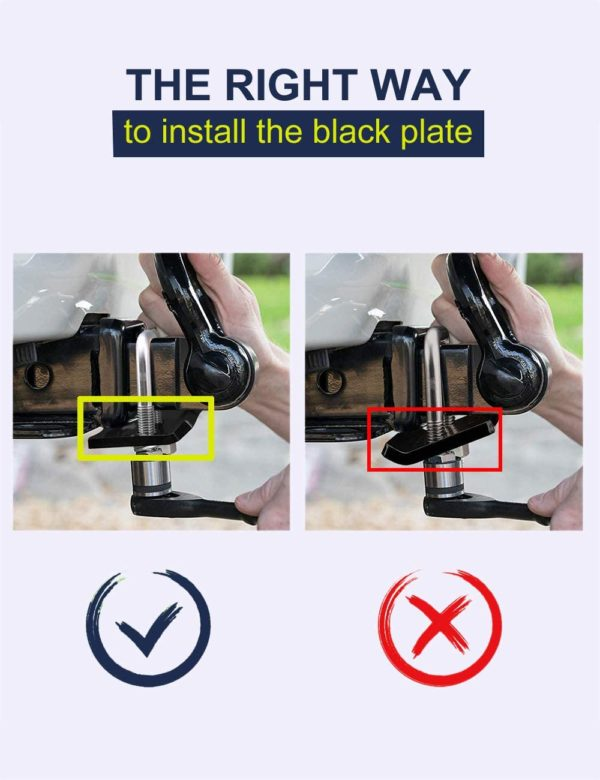 How to Install and Use Hitch Tightener Stabilizer Device